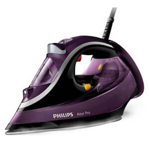 Drugiej najlepsze żelazko w naszym teście to Philips Azur Pro GC4887/00