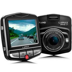 Numer 4 to kamera samochodowa Lamax C7