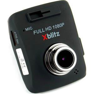 Numer 3 w rankingu to wideorejestrator Xblitz Black Bird