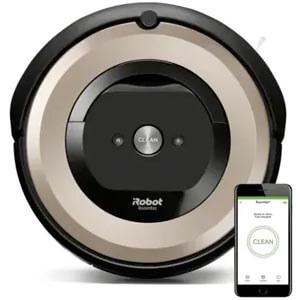 Top 3 zestawienia najlepszych odkurzaczy bezprzewodowych automatycznych zamyka iRobot Roomba e6