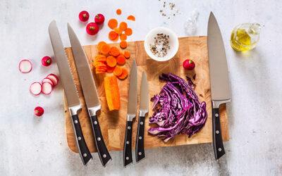 Ranking noży kuchennych