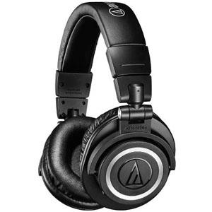 Słuchawki bezprzewodowe Audio-Technica ATH-M50xBT
