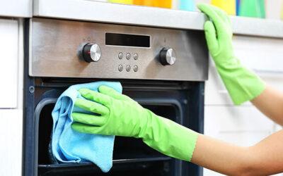 Jak wyczyścić piekarnik domowymi sposobami