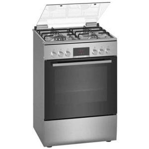 Kuchnia gazowo elektryczna 60 cm Bosch HXN390D50L