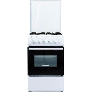 Kuchnia gazowa z piekarnikiem elektrycznym Ravanson KWGE-K50N