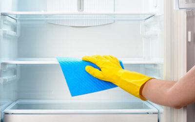 Jak umyć lodówkę domowymi sposobami