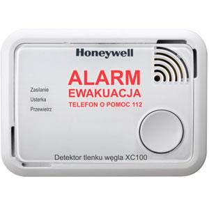 Czujnik czadu Honeywell XC100-PL-APP