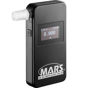 Alkomat Alcovisor Mars BT